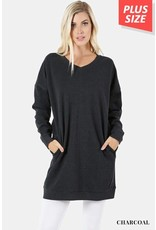 Comfy Sweatshirt Plus