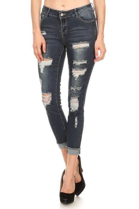 Vintage Chic Jeans
