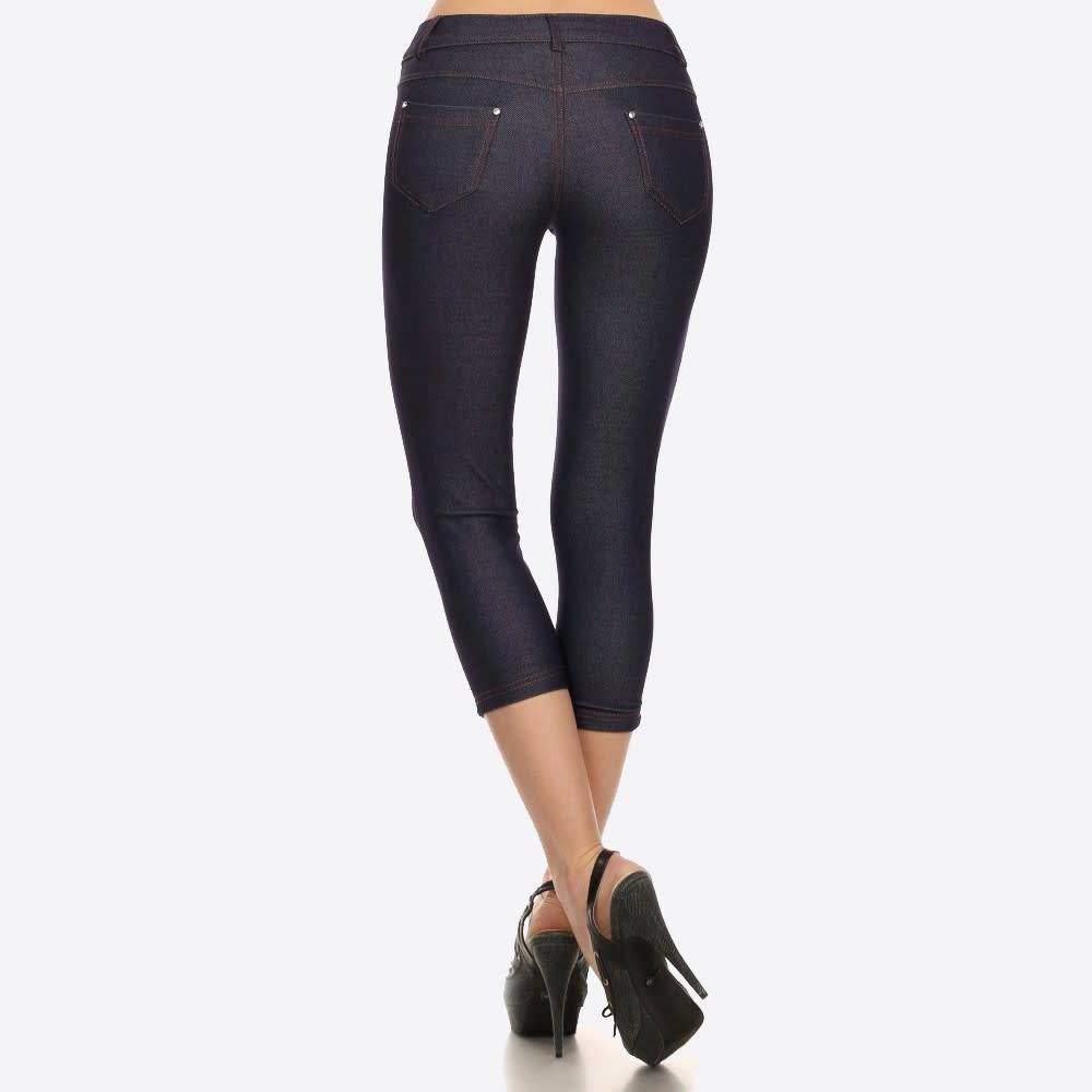 Capri Jeggings Plus