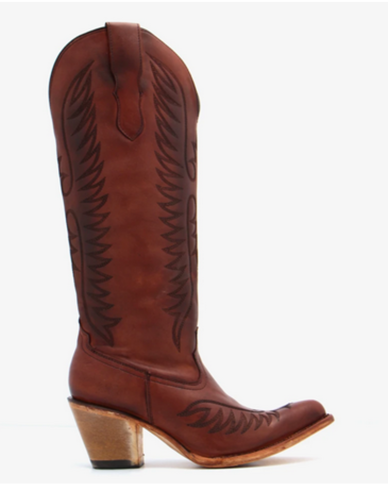 CORRAL TALL EMBROIDERED BOOT
