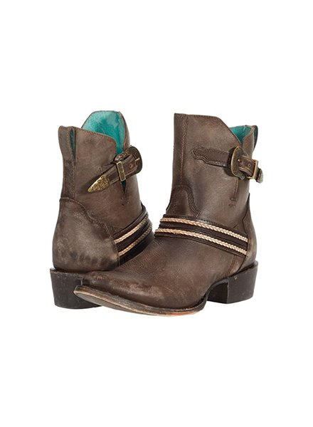 HARNESS ANKLE BOOTIE