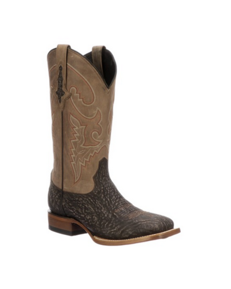 LUCCHESE SHARK SQUARE TOE
