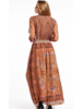 Stand-Out hand beaded Maxi-Dress