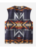 PENDLETON MEN'S JACQUARD WOOL VEST