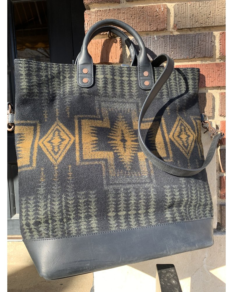 PENDLETON HARDING LONG TOTE BAG