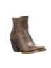 LUCCHESE KARLA CORDED STUD BOOTIE
