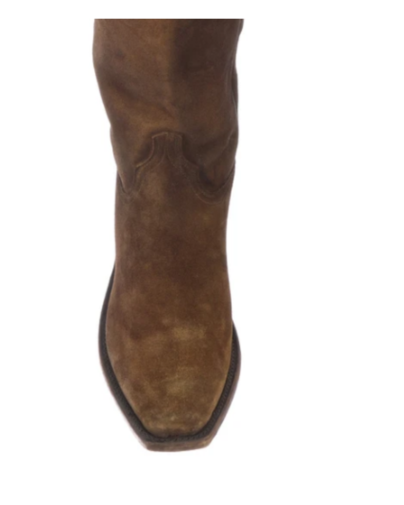 LUCCHESE LIVINGSTON SUEDE BOOT