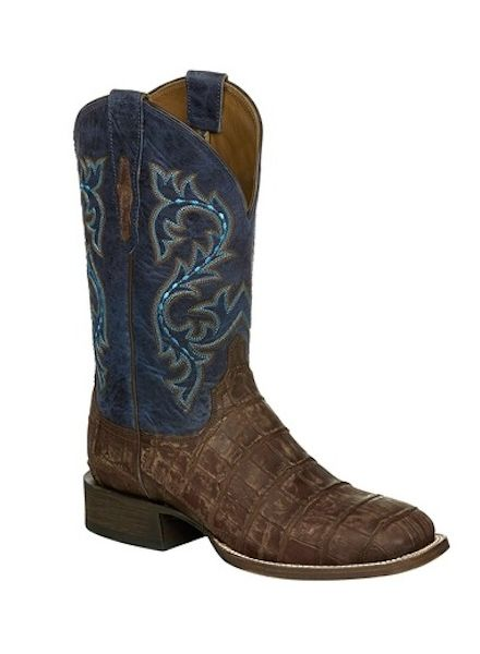 LUCCHESE MALCOLM BRANDY GIANT GATOR