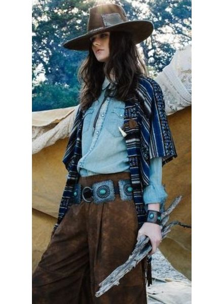 DOUBLE D RANCHWEAR CORALES BELT