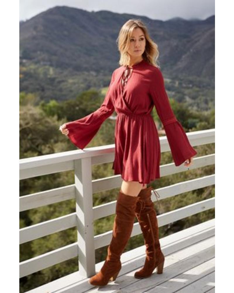 LOST+WANDER LANA DRESS