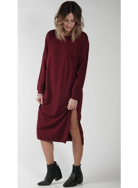 KNOT SISTERS DARRIEN SWEATER DRESS