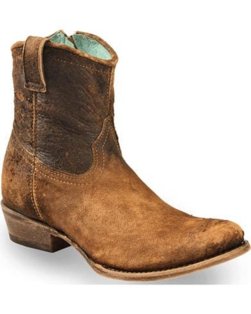 CORRAL LAMB ABSTACT BOOTIE