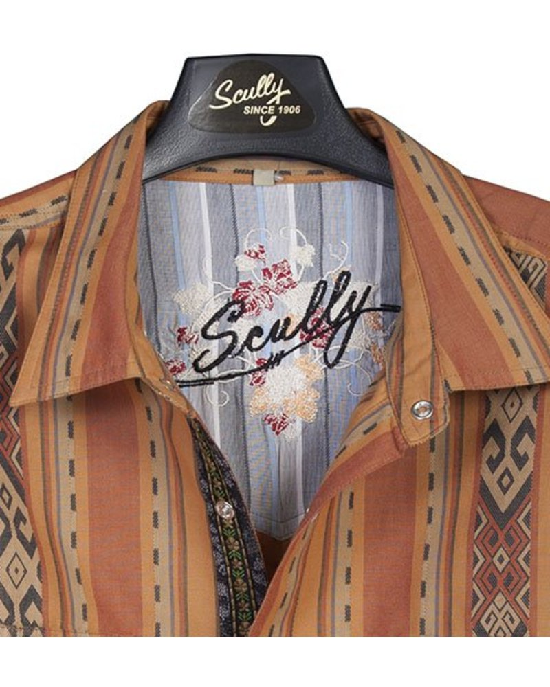 SCULLY SIGNATURE SERIES LONG SLEEVE SHIRT BY SCULLY
