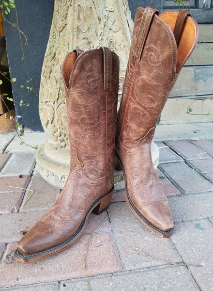 """LUCCHESE """"WE DRESS TEXAS"""" BOOT EXCLUSIVELY MADE FOR ORISONS"""