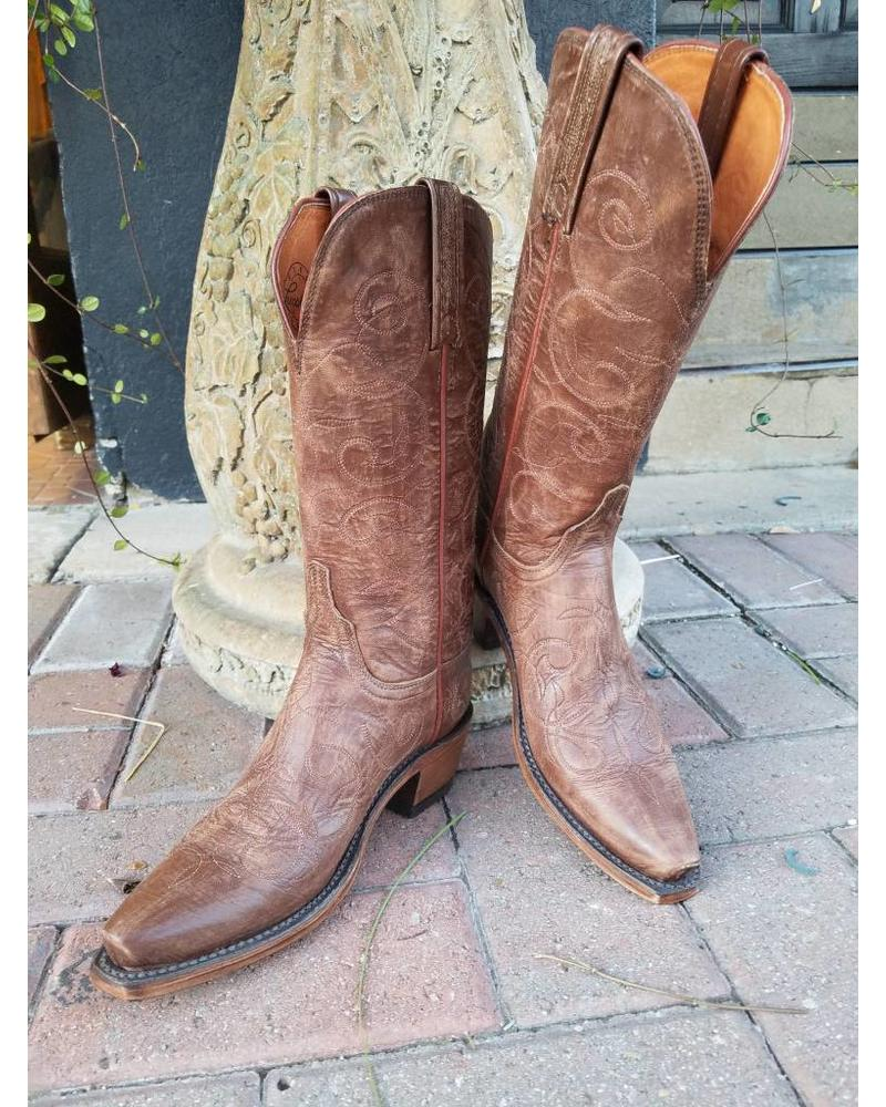 "LUCCHESE LUCCHESE the ""WE DRESS TEXAS"" BOOT EXCLUSIVELY MADE FOR ORISONS"