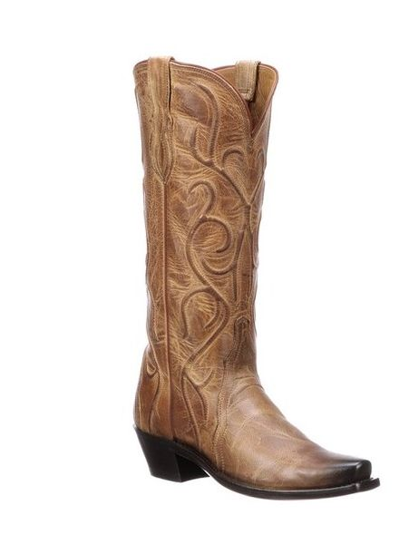LUCCHESE PATSY TRIAD BOOT