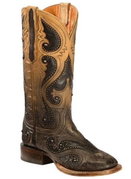 LUCCHESE PEARL OMBRE RITA BOOT