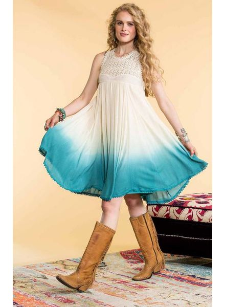 DOUBLE D RANCHWEAR DUETS DRESS