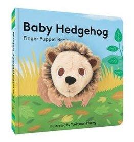 Hachette Baby Hedgehog Finger Puppet Book