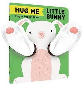 Hachette Hug Me Little Bunny: Finger Puppet Book