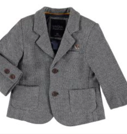Mayoral Knit Sport Coat (Gray) 12 Months
