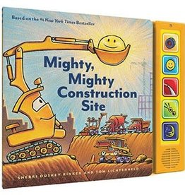 Mighty Construction Site Sound Book