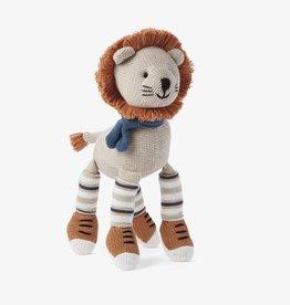 """Elegant Baby 10"""" Leo Lion Baby Knit Doll"""