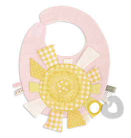 Mommy & Me Activity Bib - Sunshine