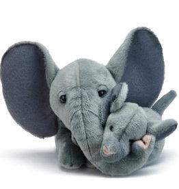 Elephant & Baby Plush