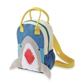 Mud Pie Shark Backpack