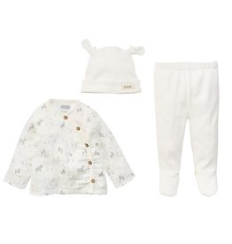 Lamb Take-Me-Home Set, 0-3 Months