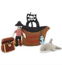 Pirate Friends Plush Set