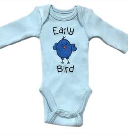 Preemie Early Bird Onesie