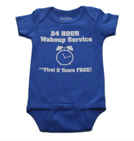 24 Hour Onesie (Blue)