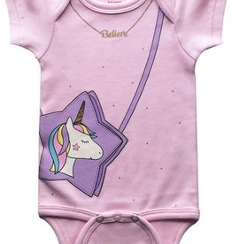Unicorn Bag Onesie