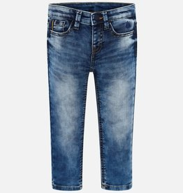 Boy Slim Fit Jeans (Washed)