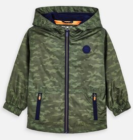 Mayoral Camouflage Boy Windbreaker