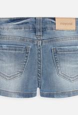 Mayoral Girl Denim Shorts