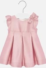Mayoral Jacquard Dress (Pink)