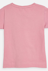 Mayoral T-shirt with Heart (Pink)