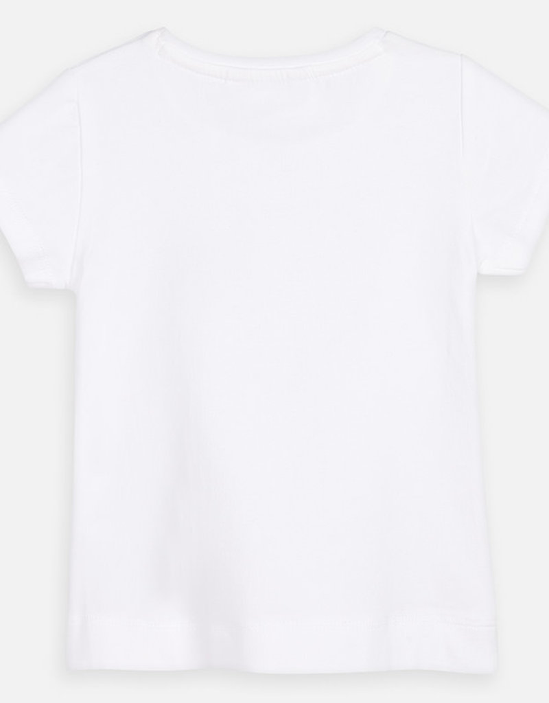 Mayoral T-shirt with Heart (White)