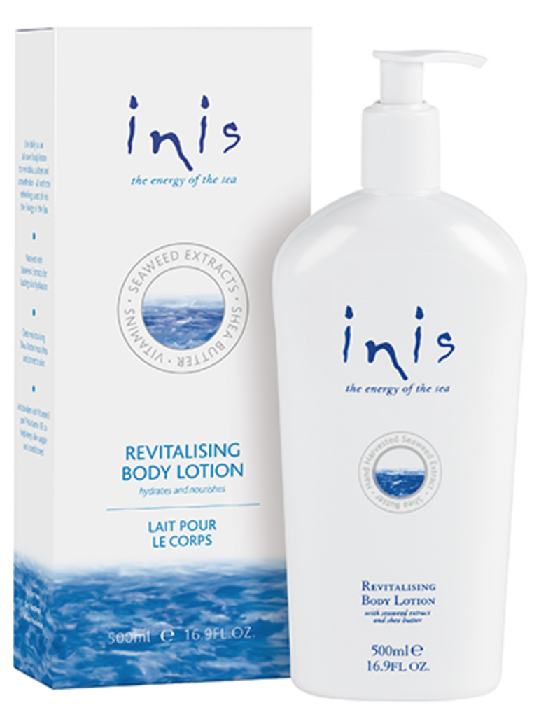 Inis Inis Revitalizing Body Lotion Large Pump 16.9oz/500ml