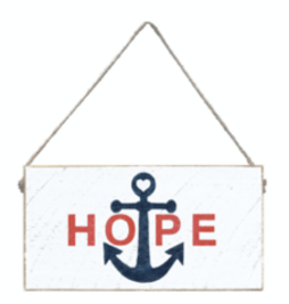 Signs of Hope - Hope Anchor Mini Plank