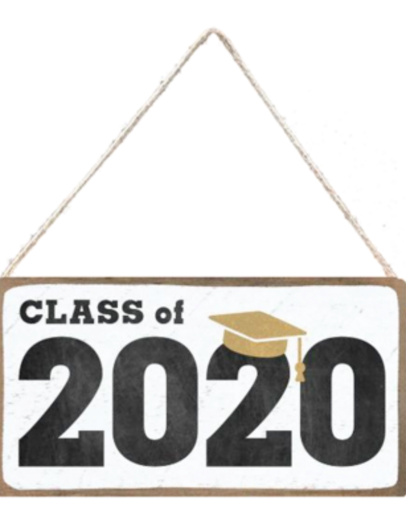 Signs of Hope - Class of 2020 Mini Plank