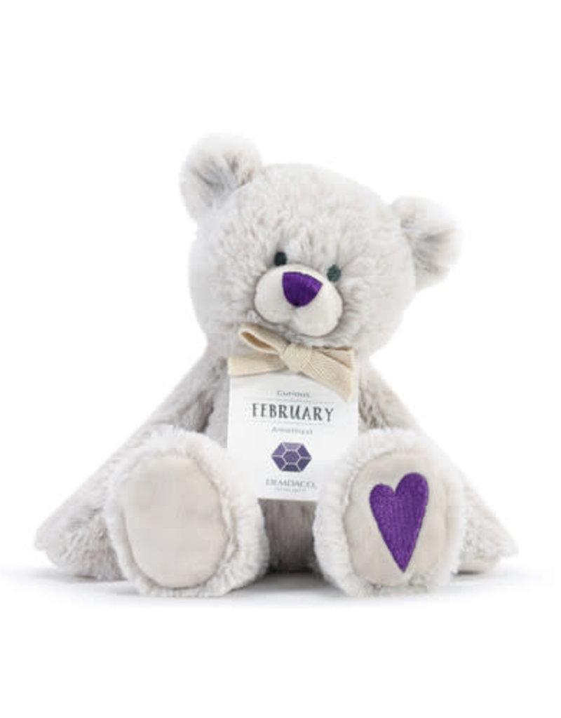 February Birthstone Bear