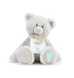 March Birthstone Bear