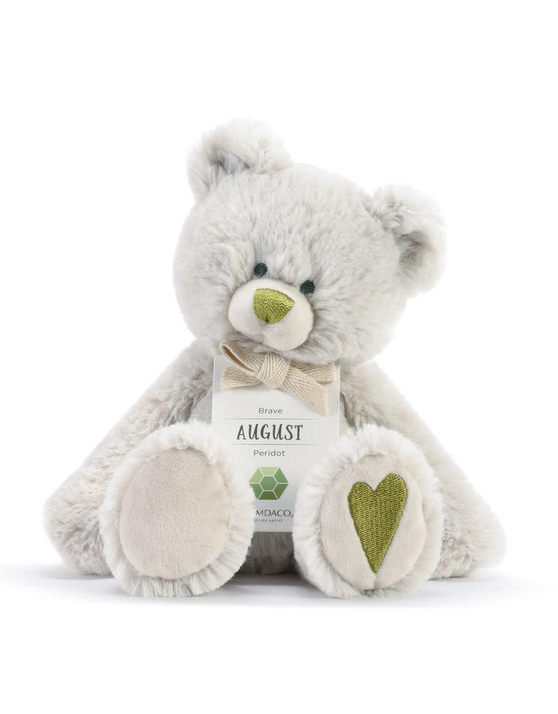 August Birthstone Bear