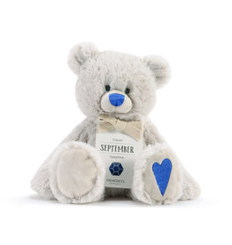 September Birthstone Bear