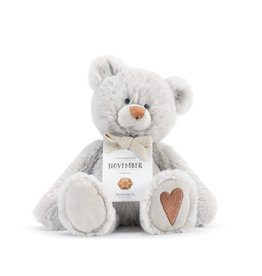 November Birthstone Bear