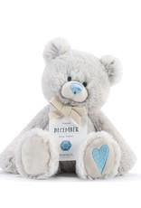 December Birthstone Bear